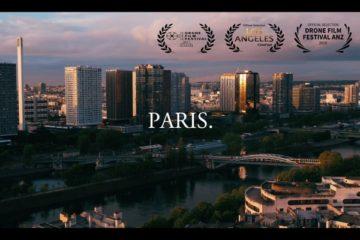 パリの美しい町並み